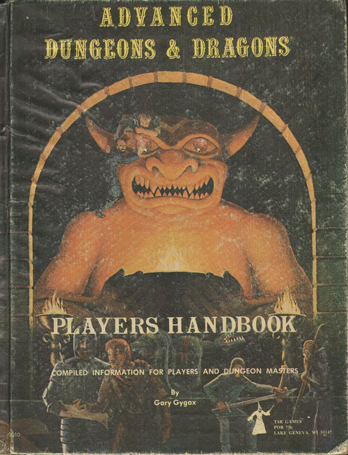 My First Players Handbook