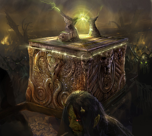 The Ark of Damnation